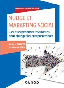 Nudge et Marketing Social La couverture du livre martien
