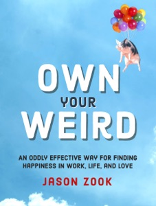 Own Your Weird Book Cover