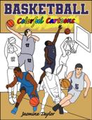 Basketball Colorful Cartoons