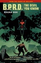 B.P.R.D.: The Devil You Know Volume 3--Ragna Rok