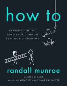 How To Door Randall Munroe Boekomslag