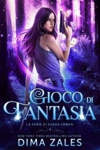 Gioco di Fantasia Book Cover
