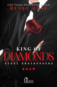 King of diamonds Copertina del libro