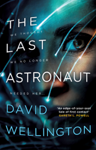 The Last Astronaut Cover Book