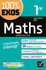 Maths (spécialité) 1re