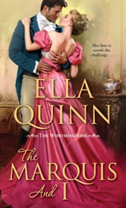 The Marquis and I Book Cover