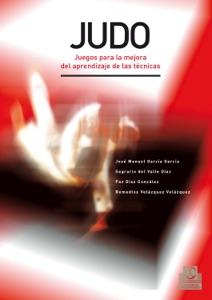 Judo Book Cover