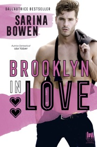 Brooklyn in Love di Sarina Bowen Copertina del libro