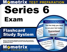 Series 6 Exam Flashcard Study System: