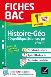Fiches bac Histoire-géographie, Géopolitique, Sciences politiques 1re (HGGSP)
