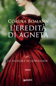 L'eredità di Agneta Copertina del libro