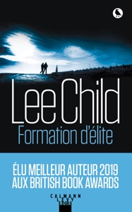 Formation d'élite par Lee Child Couverture de livre