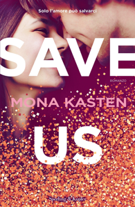 Save us (versione italiana) Libro Cover