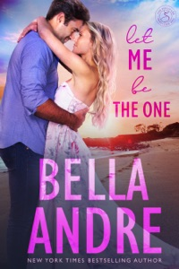 Let Me Be the One Book Cover