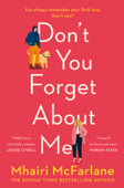 Don't You Forget About Me Book Cover