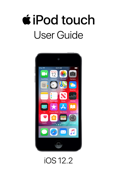 iPod touch User Guide for iOS 12.2