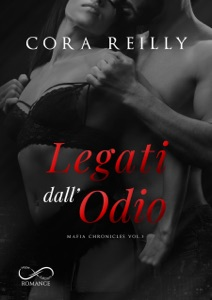 Legati dall'Odio Book Cover