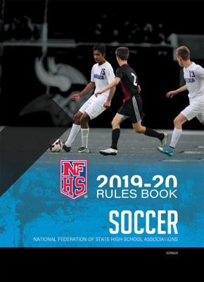 2019-20 NFHS Soccer Rules Book