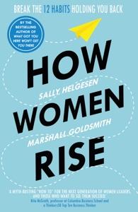 How Women Rise di Sally Helgesen & Marshall Goldsmith Copertina del libro