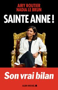 Sainte Anne ! La couverture du livre martien