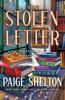 Paige Shelton - The Stolen Letter artwork