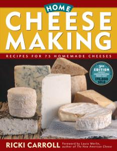 Home Cheese Making La couverture du livre martien
