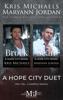 MaryAnn Jordan, Kris Michaels & Hopeful Heroes - A Hope City Duet artwork