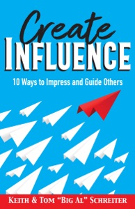 Create Influence Book Cover