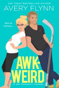 Awk-weird Cover Book