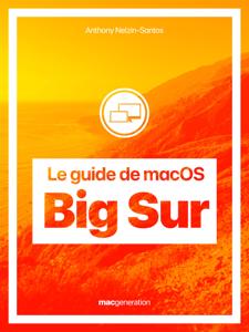 Le guide de macOSBigSur Couverture de livre