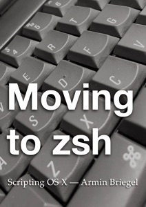 Moving to zsh Book Cover