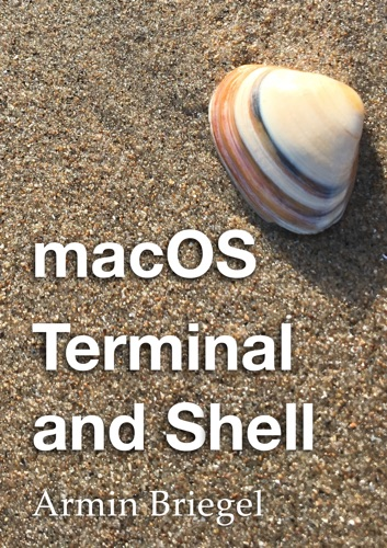 macOS Terminal and shell E-Book Download