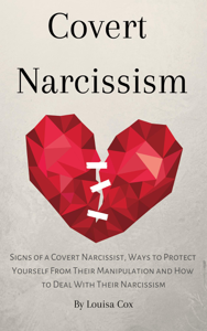 Covert Narcissism Book Cover