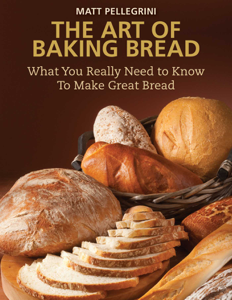 The Art of Baking Bread Book Cover