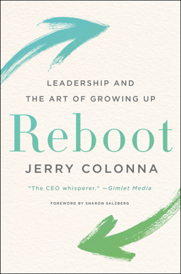 Reboot - Jerry Colonna book