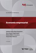 Economia empresarial Book Cover