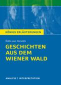 Geschichten aus dem Wiener Wald. Königs Erläuterungen.