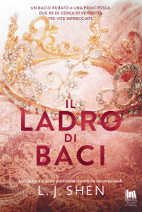 Il ladro di baci Book Cover