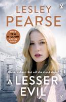 Lesley Pearse - A Lesser Evil artwork