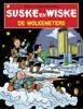 Willy Vandersteen - De wolkeneters kunstwerk