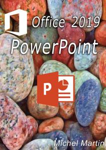 PowerPoint 2019 La couverture du livre martien