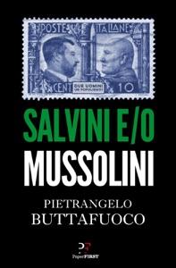 Salvini e/o Mussolini Book Cover