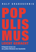 Populismus leicht gemacht