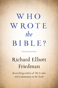 Who Wrote the Bible? Cover Book