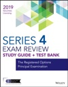 Wiley Series 4 Securities Licensing Exam Review 2019  Test Bank