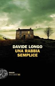 Una rabbia semplice di Davide Longo Copertina del libro