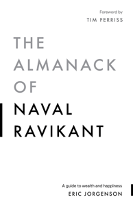 The Almanack of Naval Ravikant Libro Cover