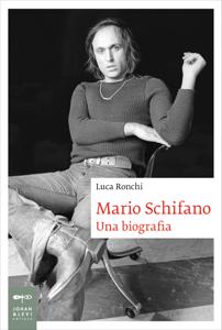 Mario Schifano Copertina del libro