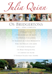 Box Os Bridgertons Book Cover