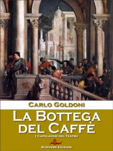 La Bottega del Caffè Copertina del libro